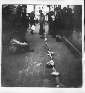 "Лиза Морозова (в составе группы ""Лето"") ""My shopping"", 2001"