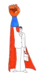 Александр Филимонов, Кулак Супермена, 2012