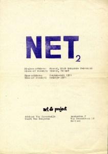 Ярослав Козловский, Андрей Костоловский, международный проект NET, 1972 // www.avantgarde-museum.com/