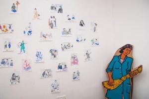 Экспозиция выставки в Воронеже // Фото: Софья Успенская