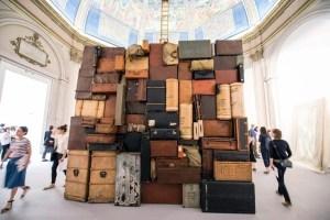 Фабио Маури, The Western Wall or the Wailing Wall, 1993 // Фото:  La Biennale di Venezia