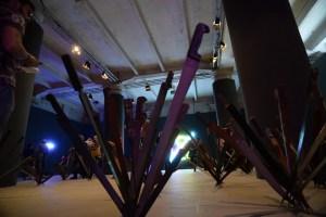 Абель Абдессеменд, Nympheas, 2015 // Фото: La biennale di Venezia