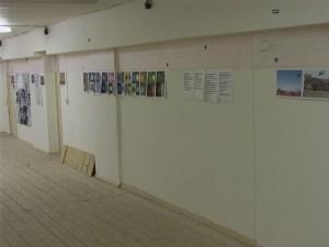 """Выставка """"Линия горизонта"""", открытие галереи """"Франция"""", 5 октября 2001"""