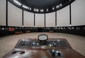 Кинозал в павильоне «Кинопанорама» на ВДНХ. Фото: Юрий Пальмин