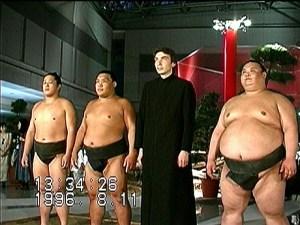 Приключение №7. Теологические беседы.  Япония, Токио, 11 августа 1996