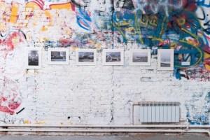 """Георгий Обухов """"Отдых мест"""". Выставка """"Невменяемость дружбы"""", лаборатория современного искусства """"Турнички"""", 2014"""