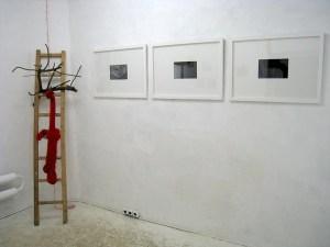 Александра Сухарева, Аня Титова, Валентин Ткач. Там, где нас нет. 23 февраля 2008 года
