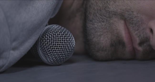 Саша Пирогова. MONO. Кадр из видео. 2016
