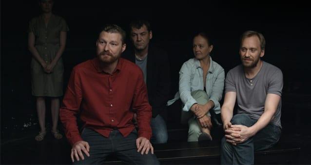 Дмитрий Венков. Кризис. Кадр из фильма. 2016