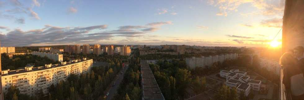 Автозаводской район, наши дни. Фото предоставлено Марко Резидори