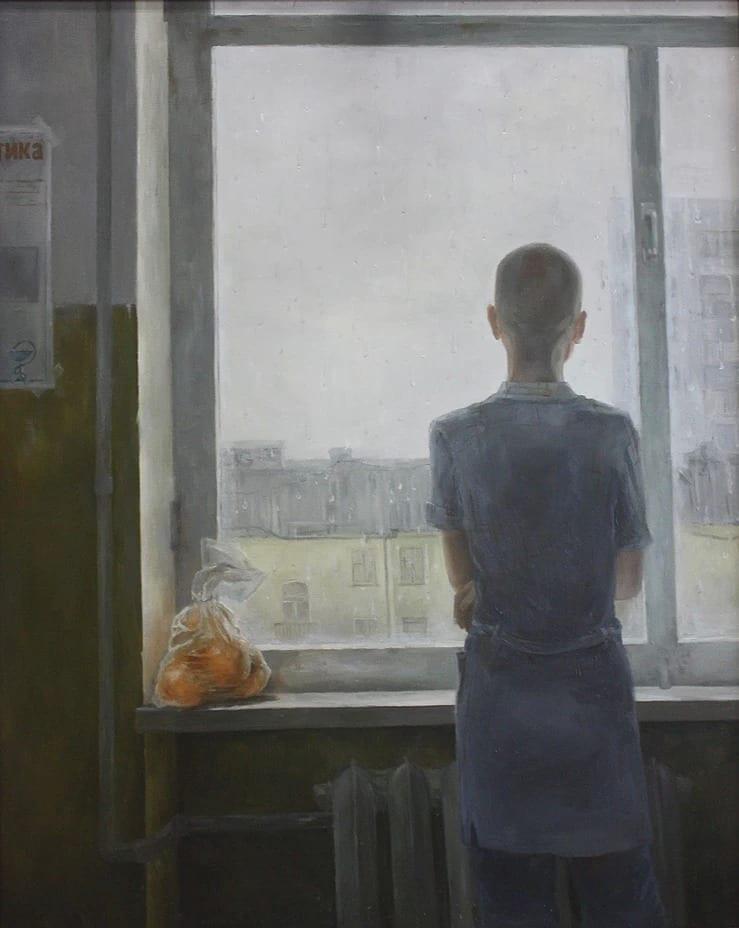 Александра Бобкова. Надежда. 2017