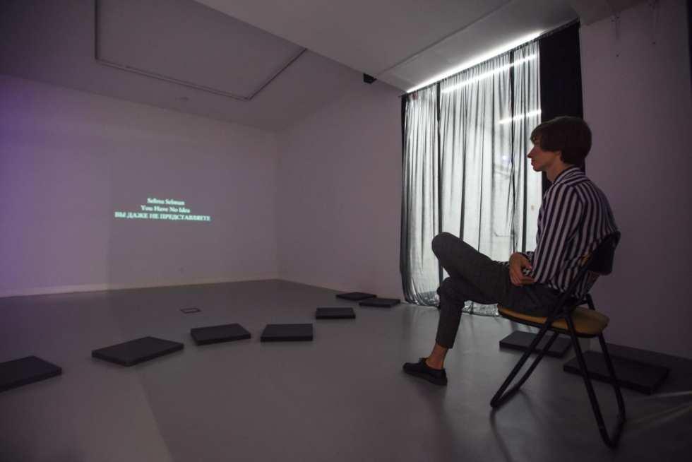 D'est: созданная группой кураторов онлайн-платформа для видео-арта из бывших стран Восточного и Западного блоков