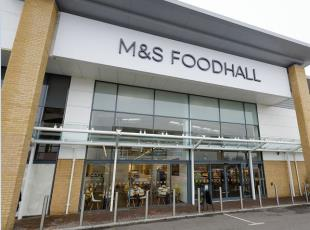 M&S Foodhall Opening in Dulwich this month