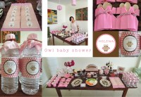 Owl Baby Shower Decorations | Party Favors Ideas