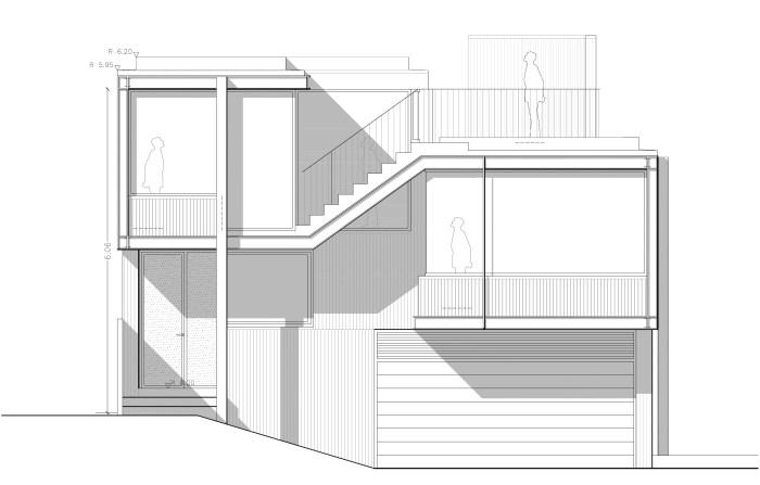 Anteproyecto de vivienda unifamiliar en s marti o moa a estudio de arquitectura e urbanismo - Arquitectos vigo ...