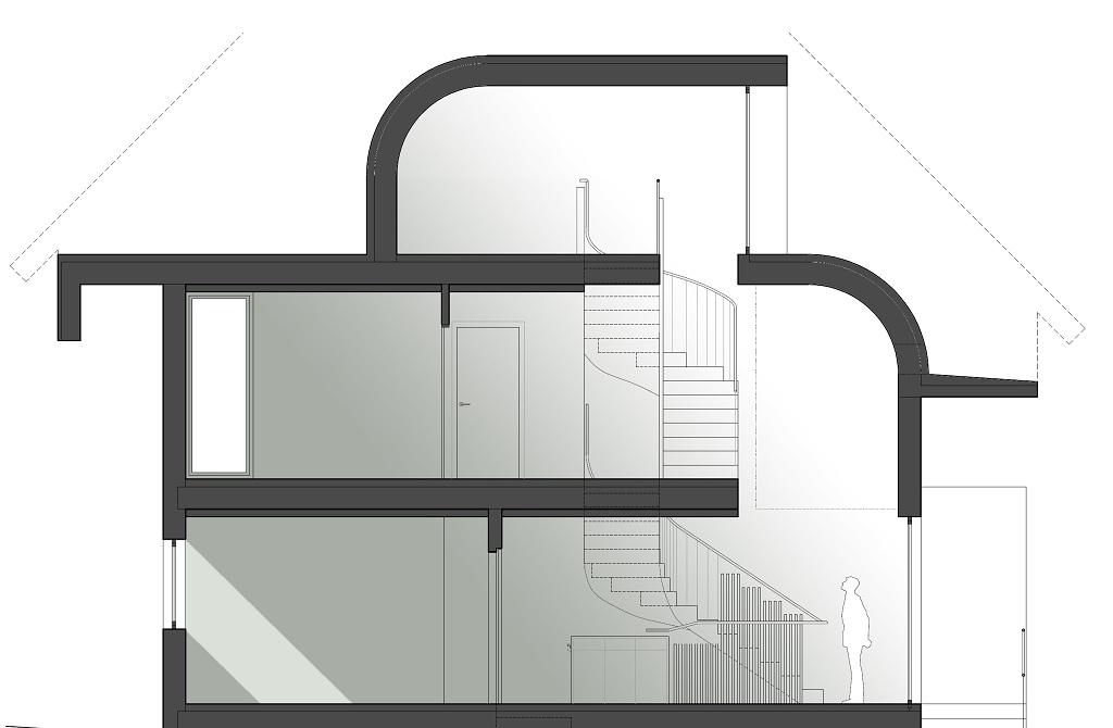 Proyecto de vivienda unifamiliar en s marti o moa a - Estudios de arquitectura vigo ...