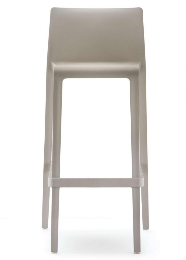 Tabourets De Bar Polypropylene Tabouret Polypropylène Volt 678 De Pedrali Superposable