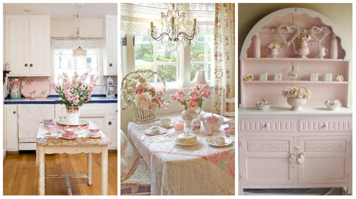 Cucina rosa antico piastrelle cucina versatilità ed eleganza ragno