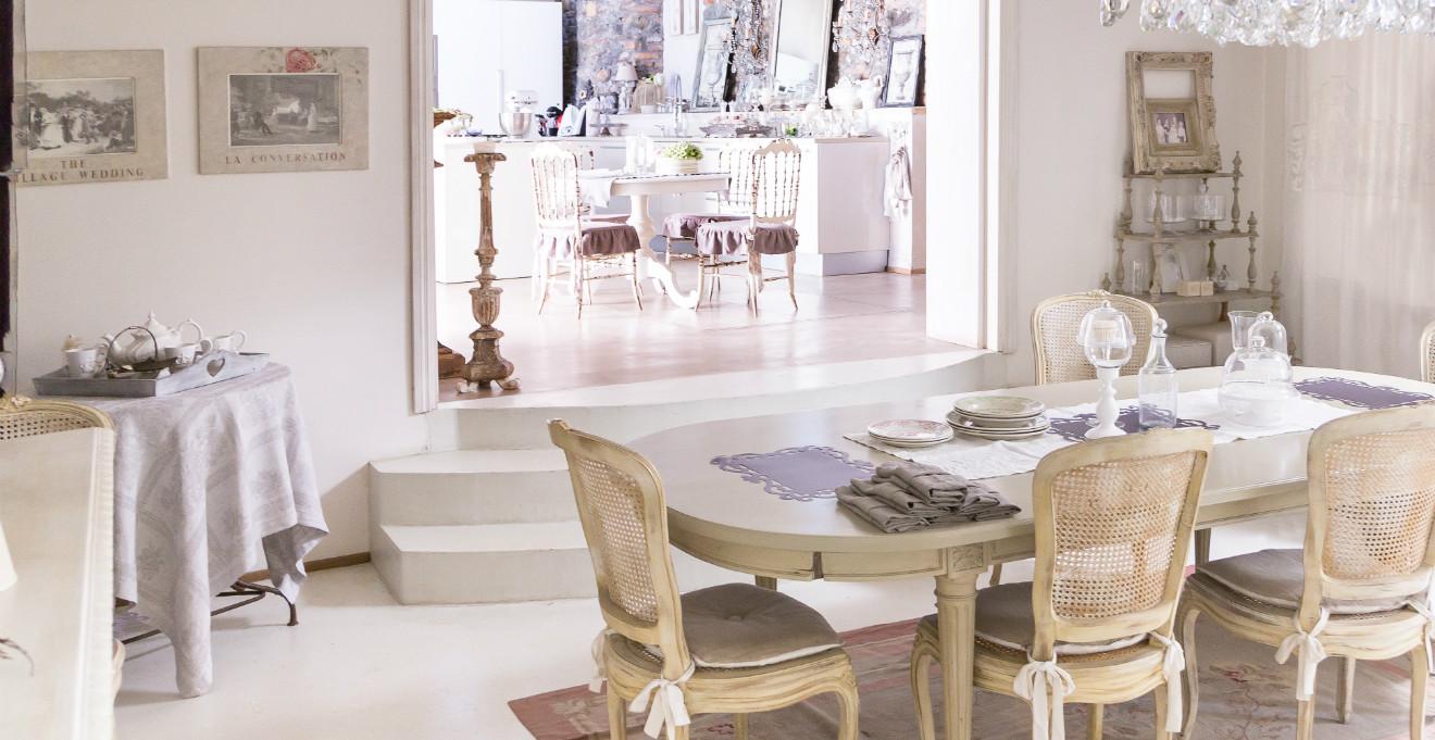 Idee Soggiorno Sala Da Pranzo | Sala Da Pranzo In Stile Barocco ...