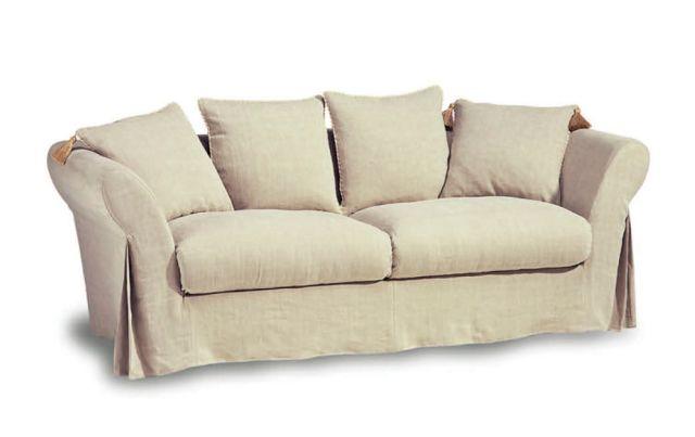 Come trasformare i tuoi vecchi divani in stile shabby - Divani shabby chic ikea ...