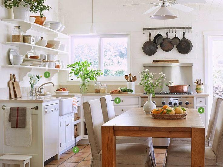 Salotto Con Camino Pietra Viva E Veranda Interior Design : Cucine da ...