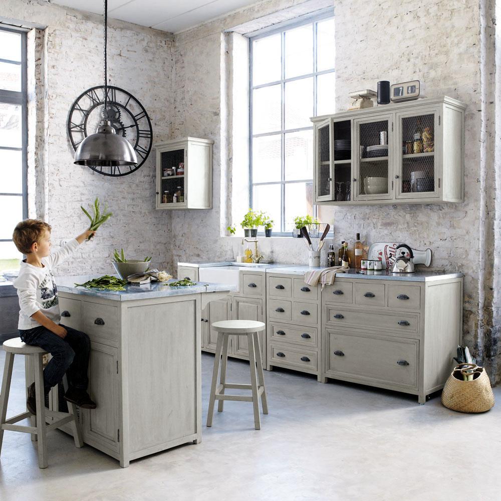 Cucine maison du monde accessori e mobili in stile shabby for Maison du monde arredo bagno