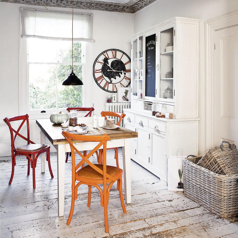 cucina maison du monde portavasellame bianco - Arredamento Shabby