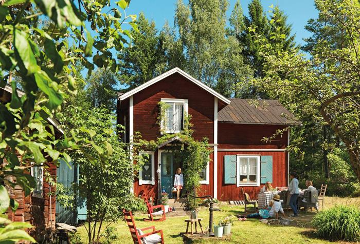 La casa shabby chic del dirigente Ikea Lorenzo Meazza: un paradiso ...