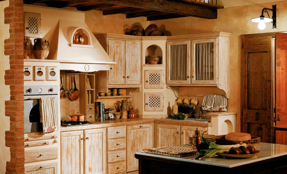 Cucine componibili legno