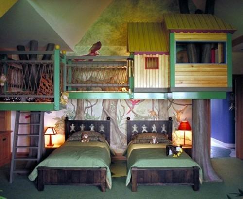 Come decorare la stanza dei bimbi in stile shabby