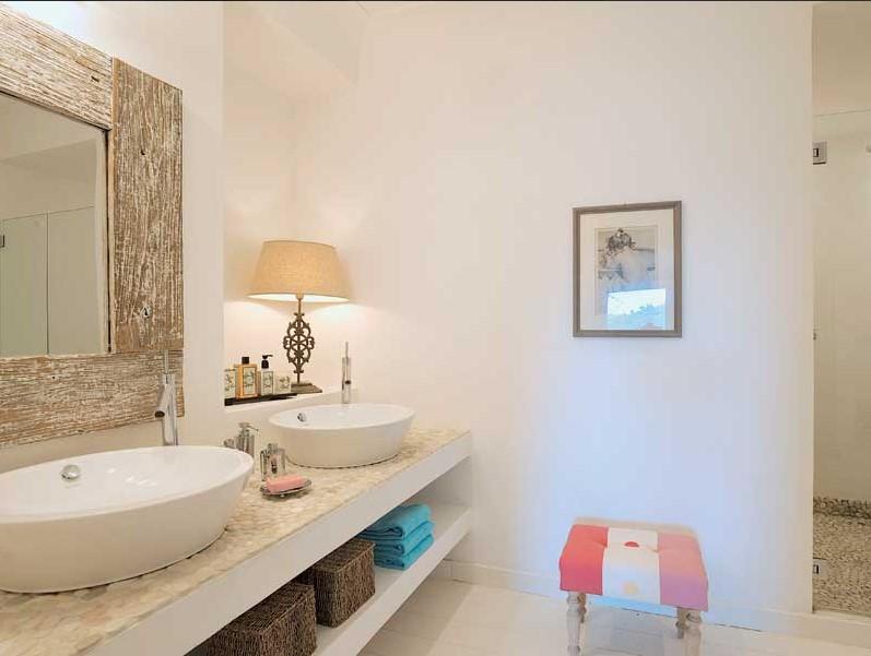 Arredamento provenzale una casa country ad amalfi - Bagno al mare ...