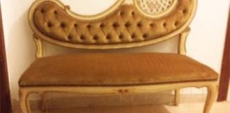 Arredamento shabby chic e provenzale for Divano zara home