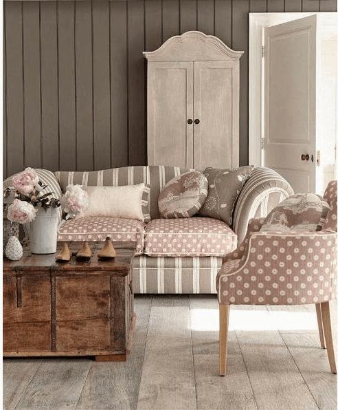Parete Color Tortora Chiaro: Colori pareti per arredo bianco e grigio.