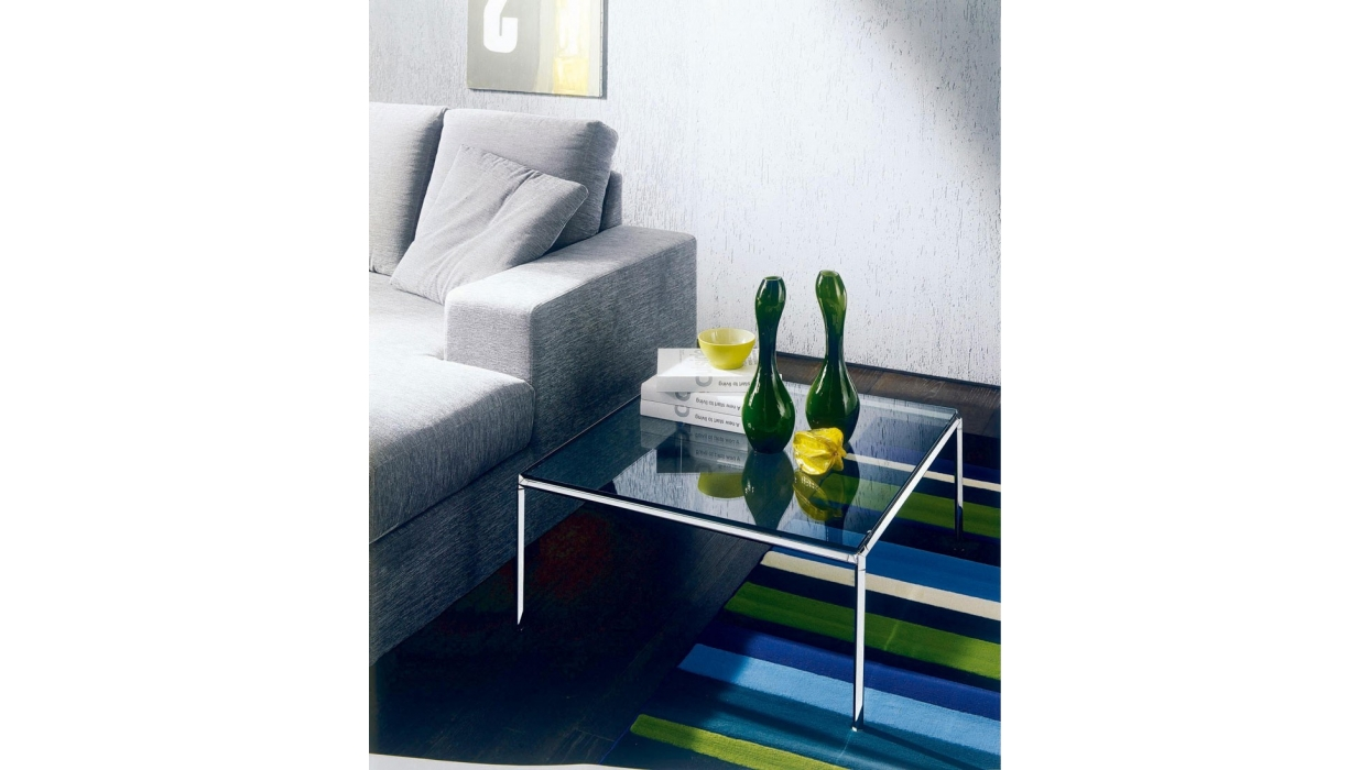 Couchtisch Bianca Diagonal Bontempi Coffee Table Lacquered In Steel