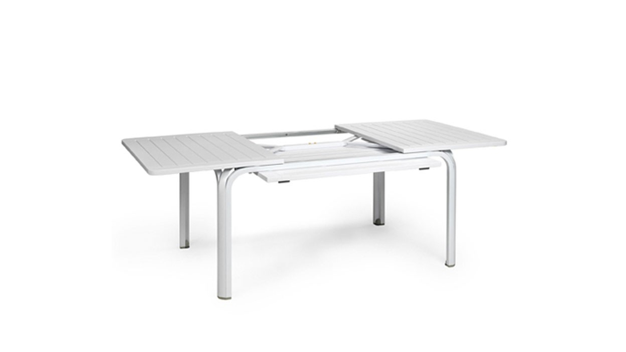 Table 140 Cm Extensible Table Nardi Model Alloro 140 - Arredare Moderno