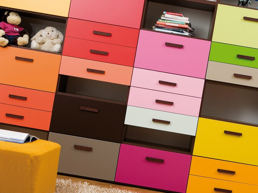 Dearkids Dearkids Multicolor Cabinet And Shelving - Bookcase