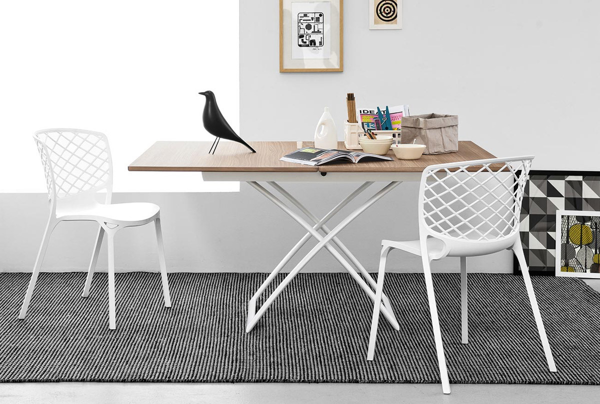 Meuble Calligaris Connubia Calligaris Gamera Cb 1459 Chaises