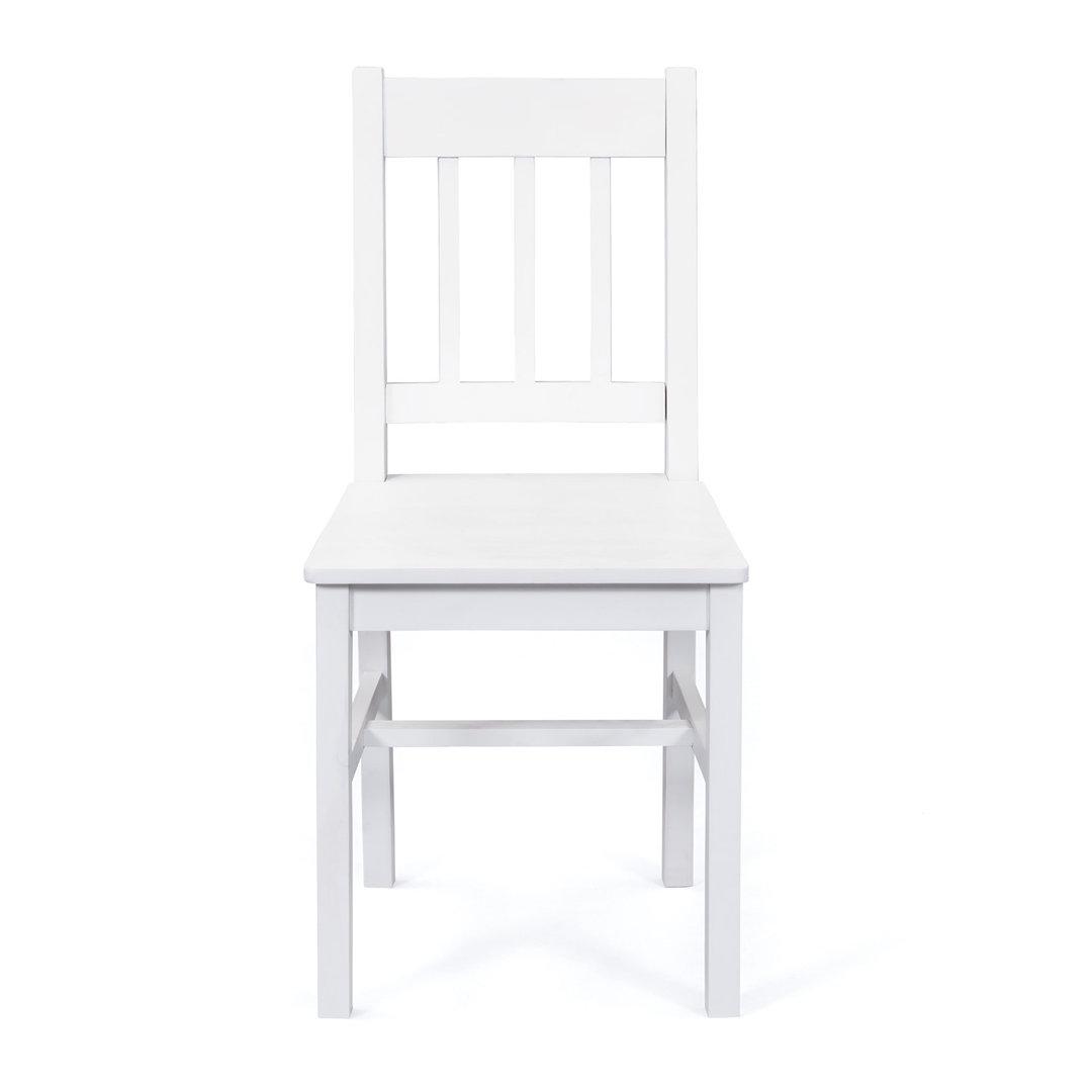 Sedia Da Cucina Bianca | Sedie Bianche Da Cucina