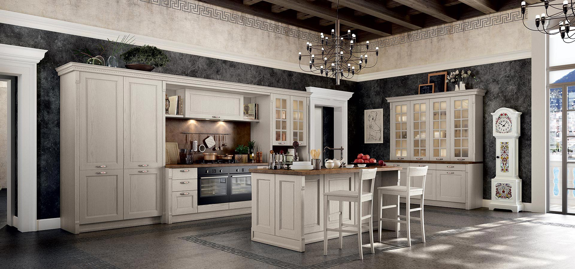 Classical Kitchens Virginia Classical Kitchen Arredo3