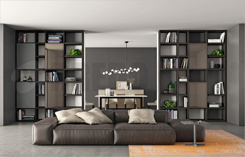 Librerie Soggiorno | Librerie Moderne Per Soggiorno J7do Libreria ...