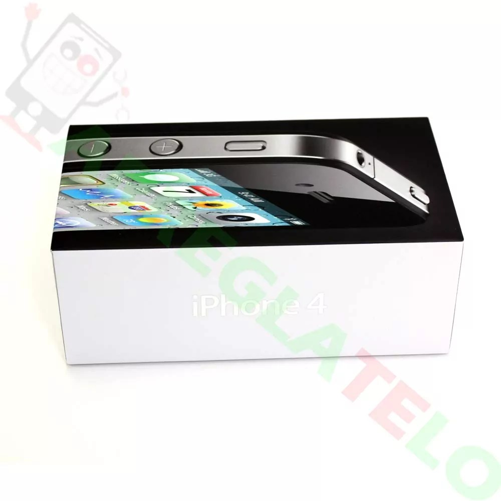 Precio Iphone 4s Libre Telefono Movil Original Apple Iphone 4 Negro 8gb Impoluto Libre De Fabrica