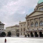 suisse bern palais fédéral