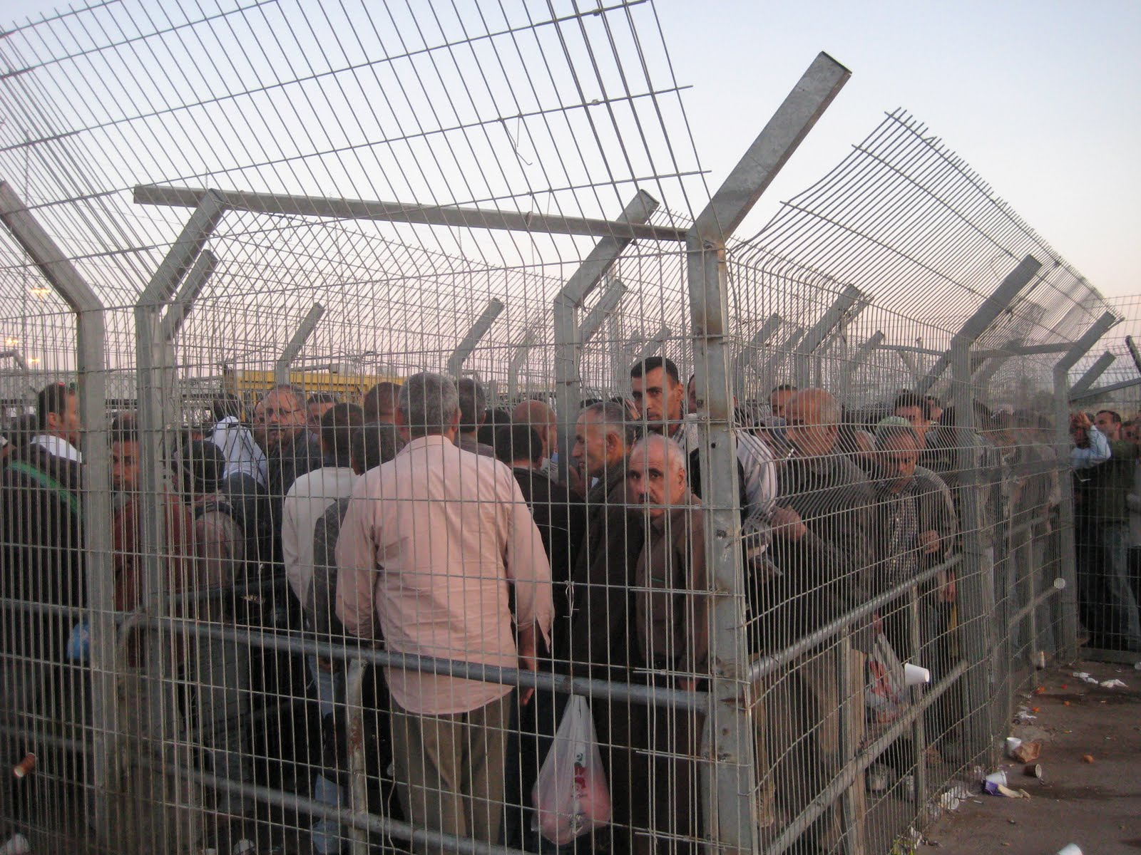 Israel-checkpoint