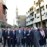 syrie bachar-al-assad-lors-d-une-visite-le-12-septembre-2016-dans-l-ex-fief-rebelle-de-daraya