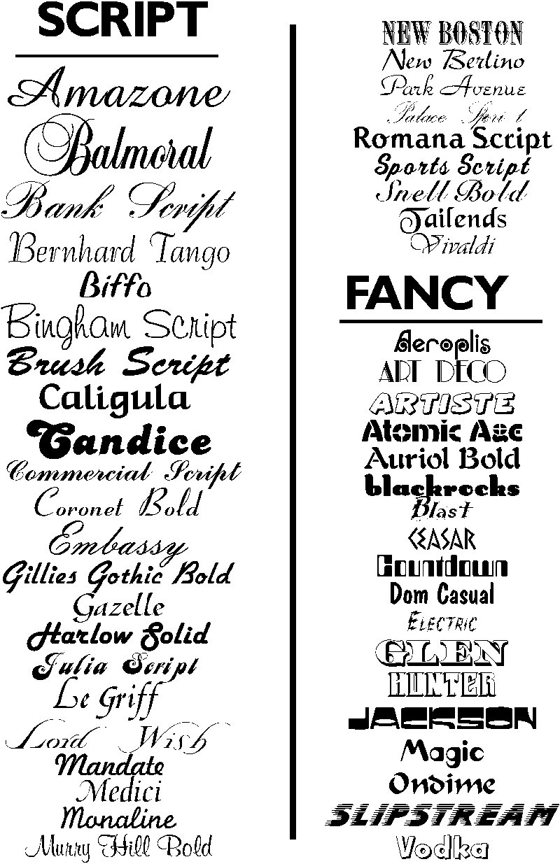 Calligraphy Fonts List Simple Script Font Koran Sticken Co