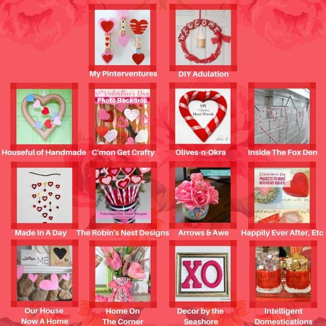 Valentine's Day Blog Hop