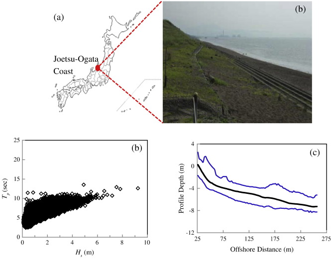Linkages between sediment composition, wave climate and beach
