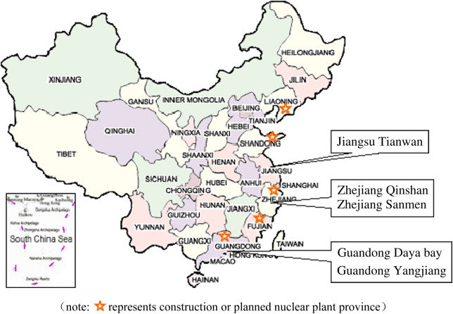 Nuclear energy development in China A study of opportunities and