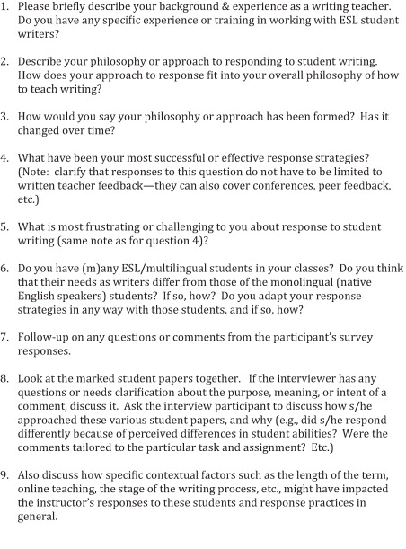 Responding to student writing Teachers\u0027 philosophies and practices
