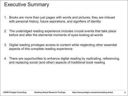 Executive Summary - an overview ScienceDirect Topics